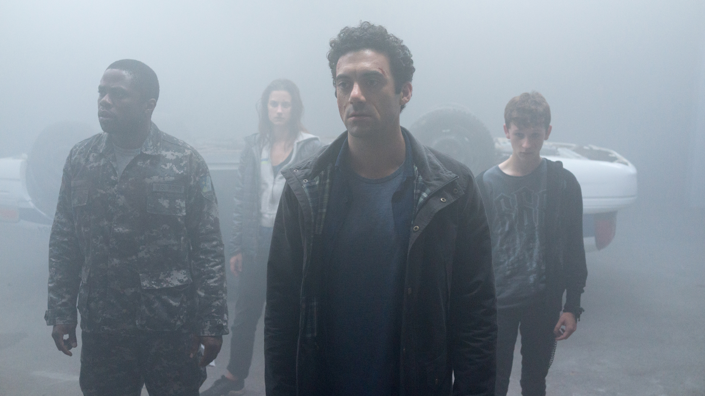 Stephen Kings The Mist Is Already Solving The Mystery