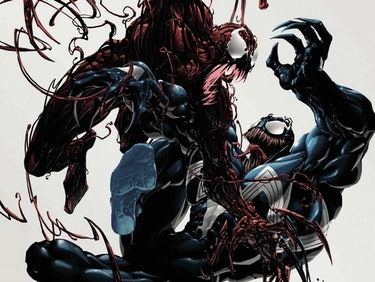Here's What That New 'Venom' Movie Could Look Like