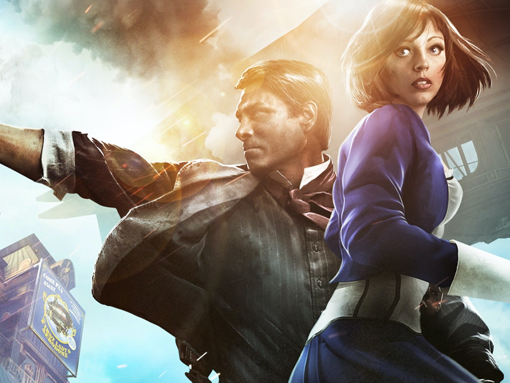 'BioShock' and 'XCOM' Almost Shared a Comic Book Universe