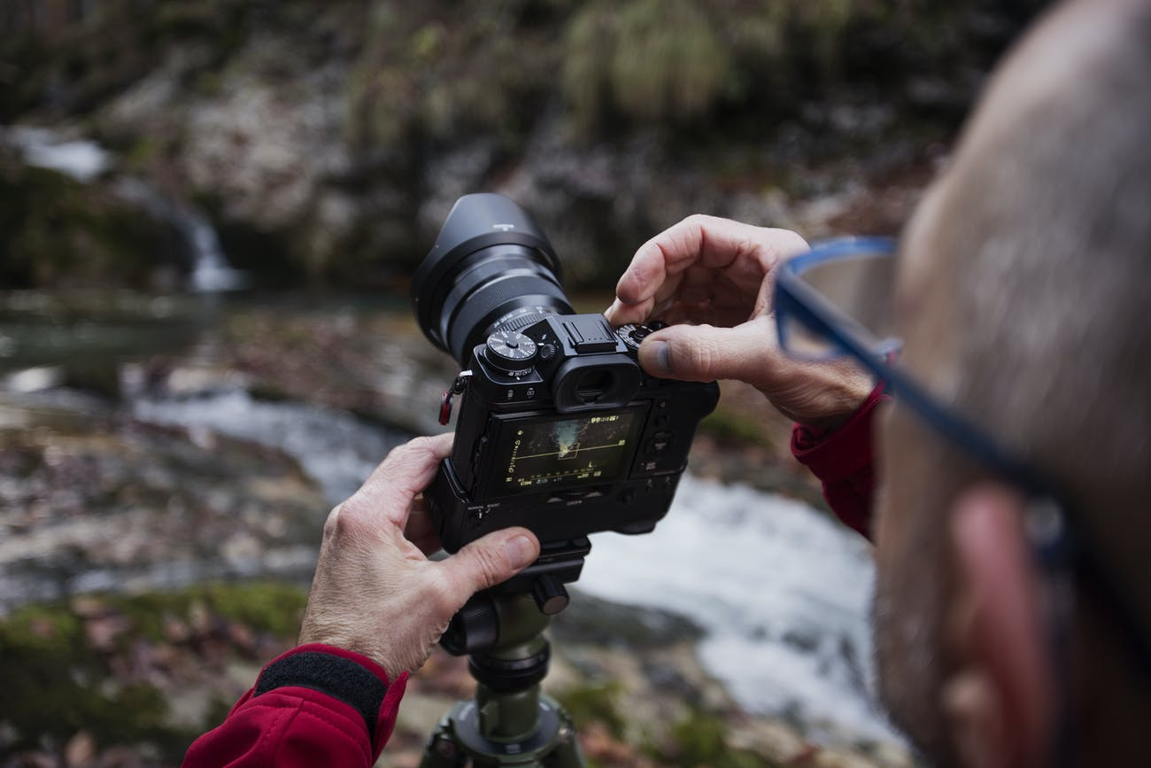 Thinking of picking up an old hobby, like photography? Bruk-Lee says hobbies outside of work can help in dealing with at-work stress.