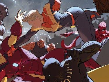 Fans Aren't Ready to Follow Captain Marvel After Civil War II