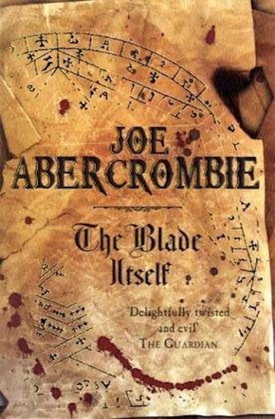 Joe Abercrombie Writes Fantasy Books, Thinks Gandalf Should