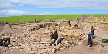 cairns orkney dig site