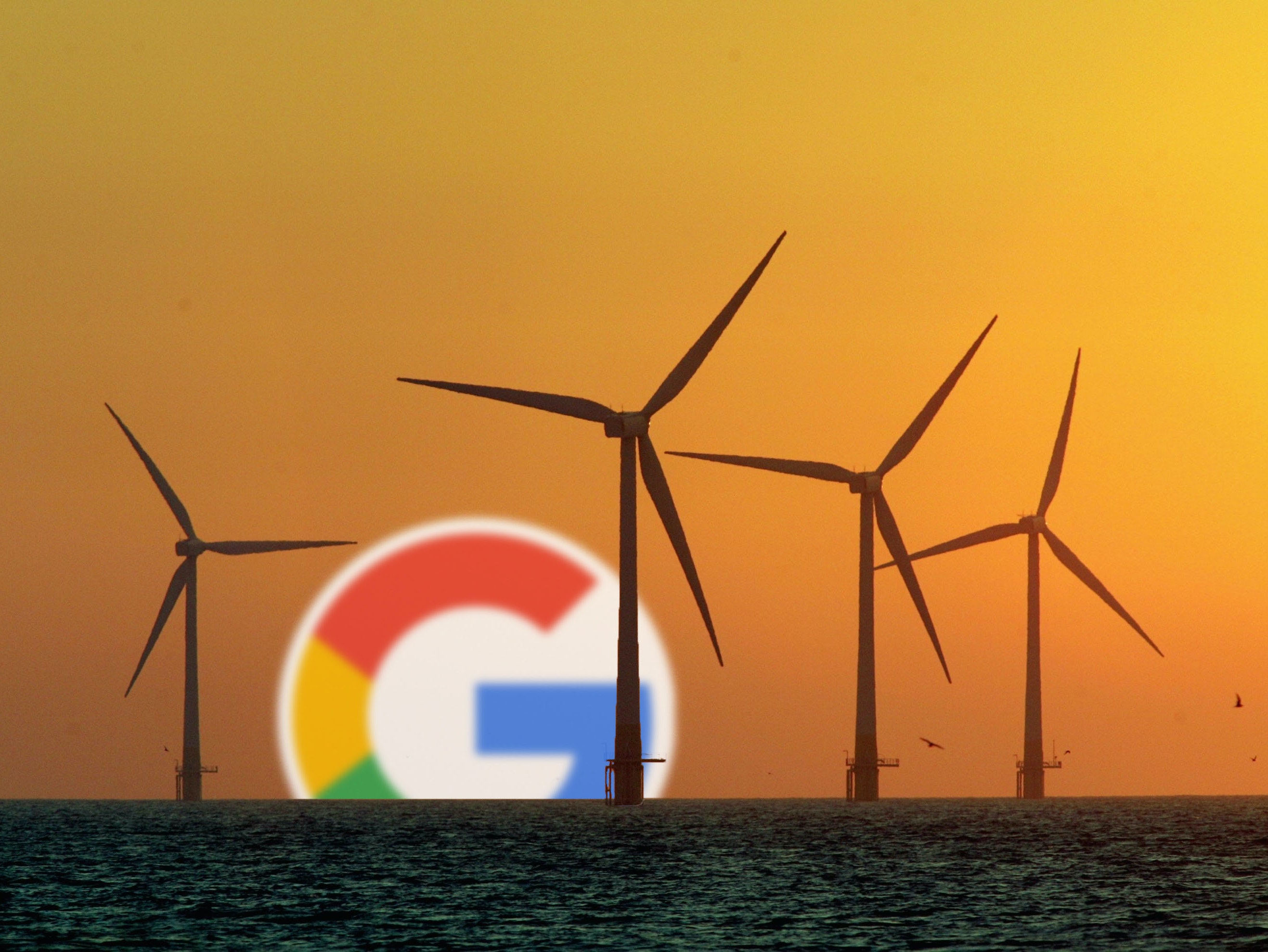 Google Will Run Entirely on Renewable Energy in 2017