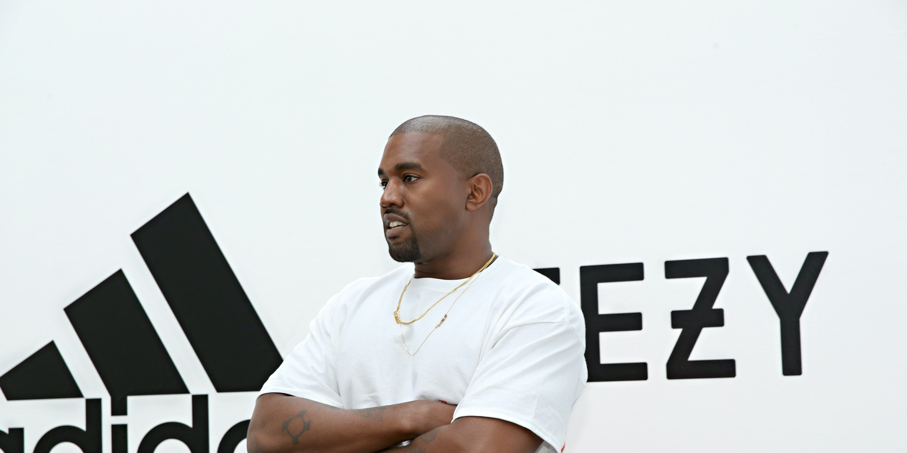 adidas + KANYE WEST partnership announcement