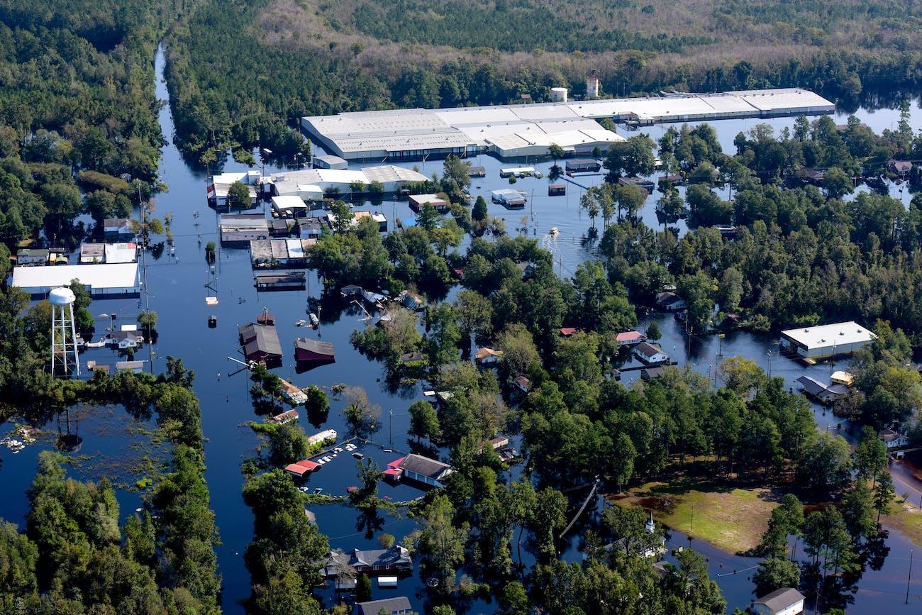 Hurricane Florence South Carolina