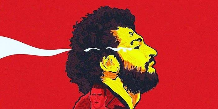 Mo Salah fan art