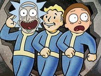 'Rick and Morty' 'Fallout 76' Crossover
