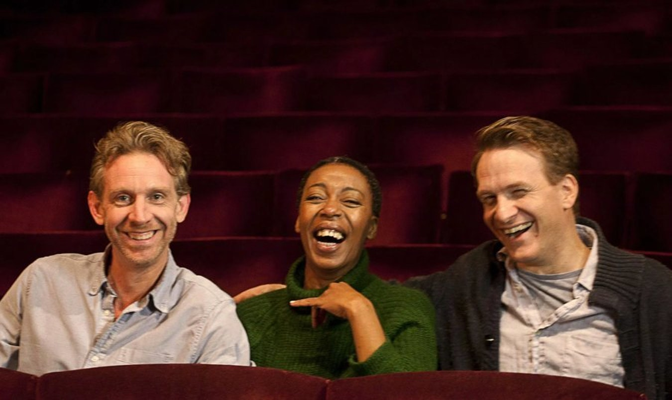 Adult cast of 'Harry Potter and the Cursed Child'