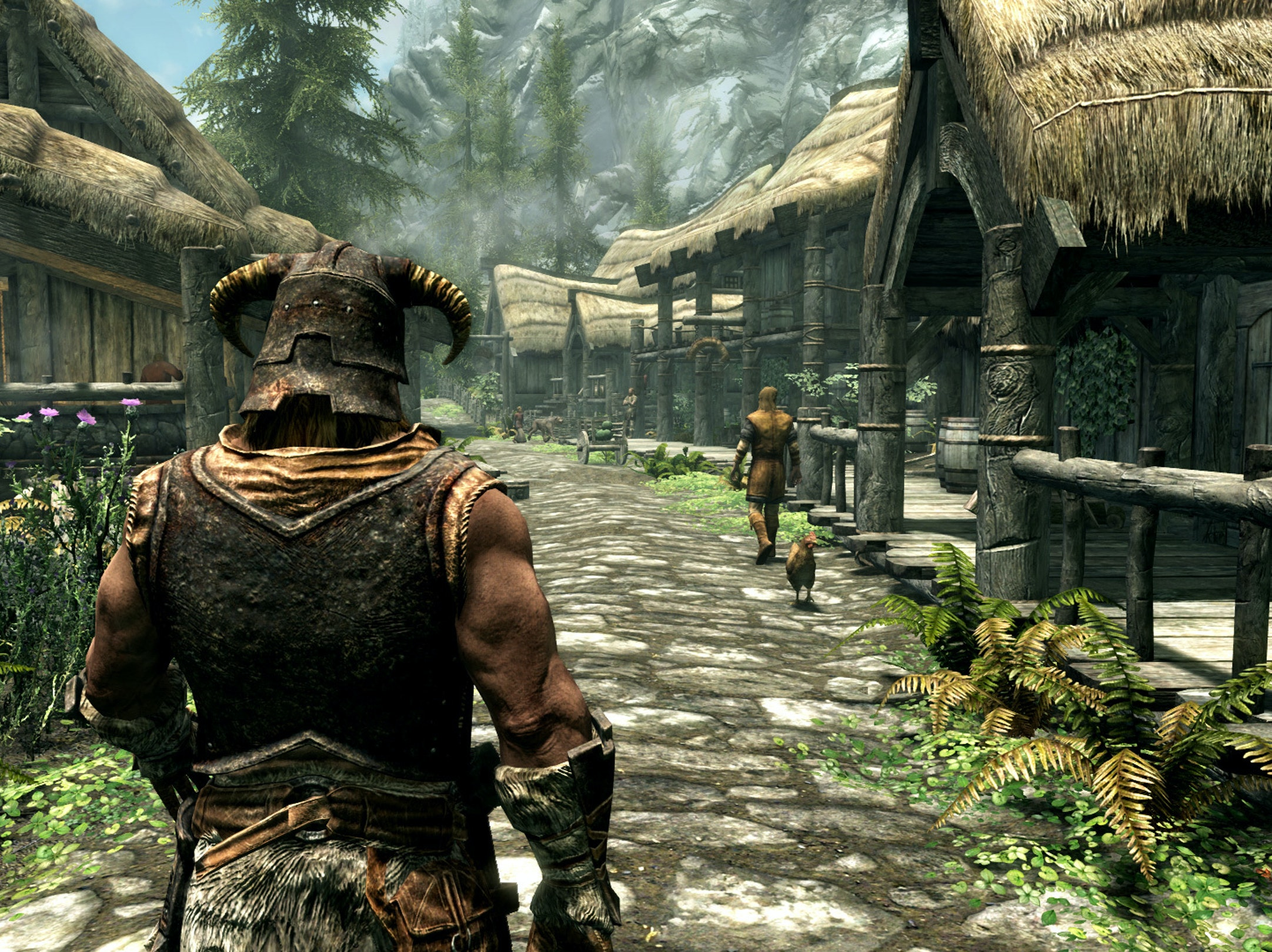 The New 'Skyrim' Looks to Make a Perfect Game Better