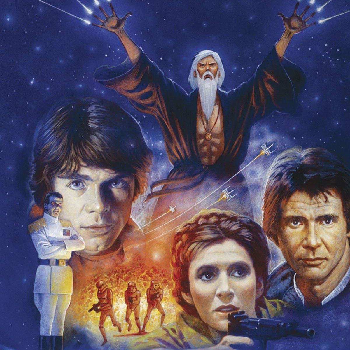 'Star Wars 9' Leaks: Sith Fleet Rumor May Bring Back a Classic EU Character