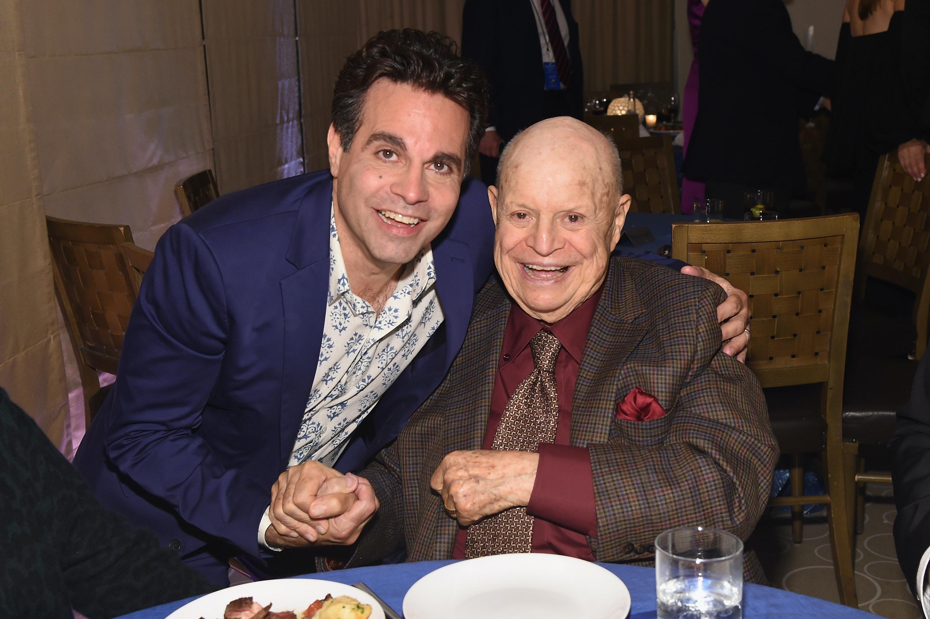 Image of: Laurel Don Rickles Died Thursday At 90 Years Old Deadline The Best Of Don Rickless Hilariously Insulting Comedy Routines