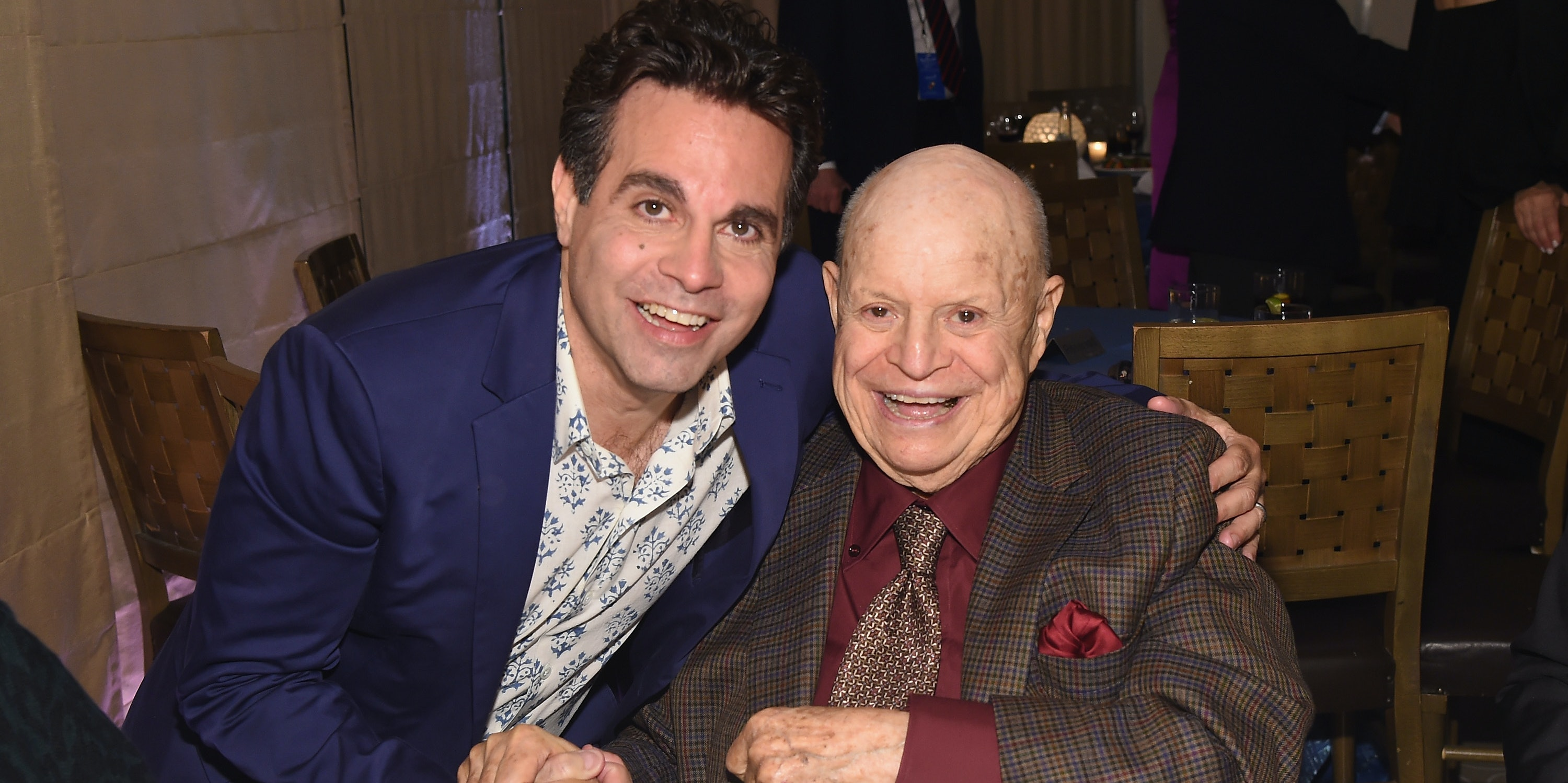 Don Rickles died Thursday, at 90 years old.