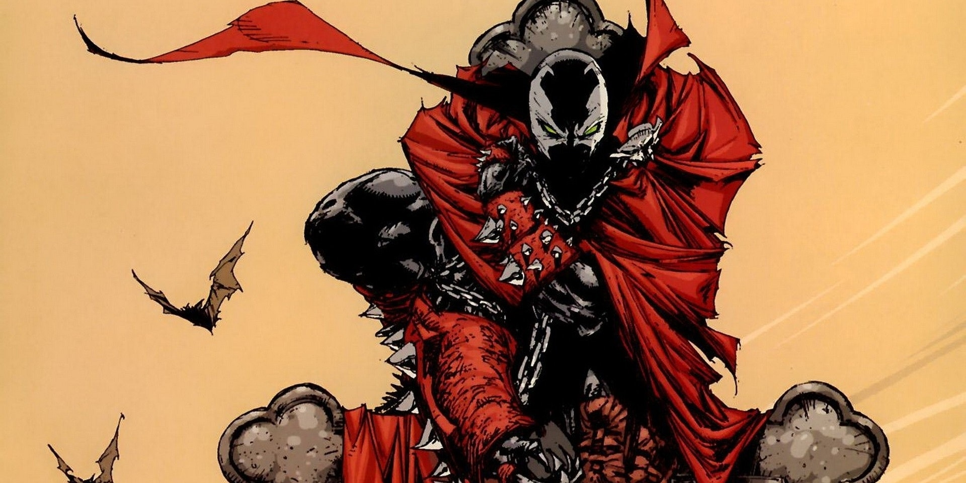 Spawn from Todd McFarlane