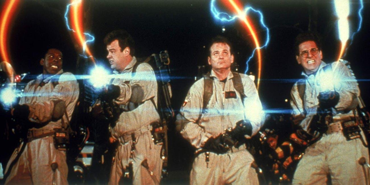 Cast of Ghostbusters II