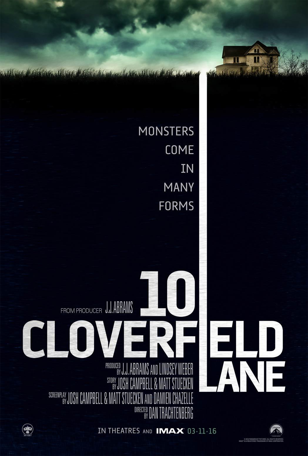 Why There's Probably No One Really Living At '10 Cloverfield Lane