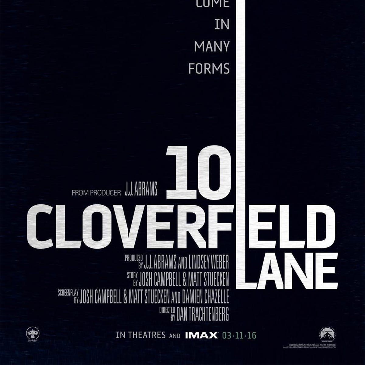 Why There's Probably No One Really Living At '10 Cloverfield