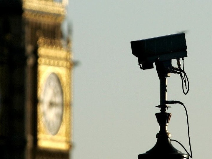 Big Ben, poster child for facial recognition.