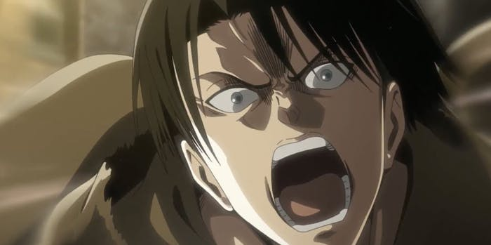 Captain Levi does not like Kenny the Ripper in 'Attack on Titan' Season 3.