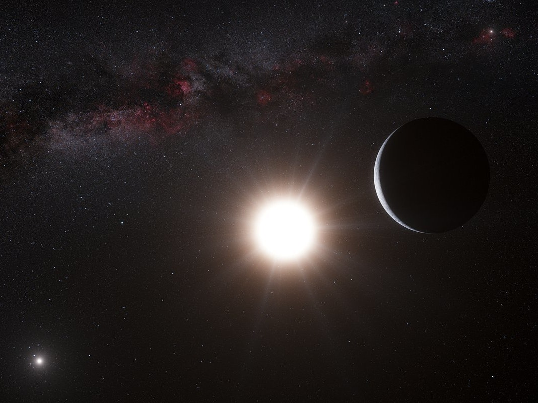 Private Telescope to Look for Alien Planets at Alpha Centauri