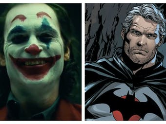 Thomas Wayne Joker Todd Phillips