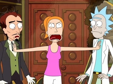 'Rick and Morty' Delayed Because Creators Can't Stop Arguing