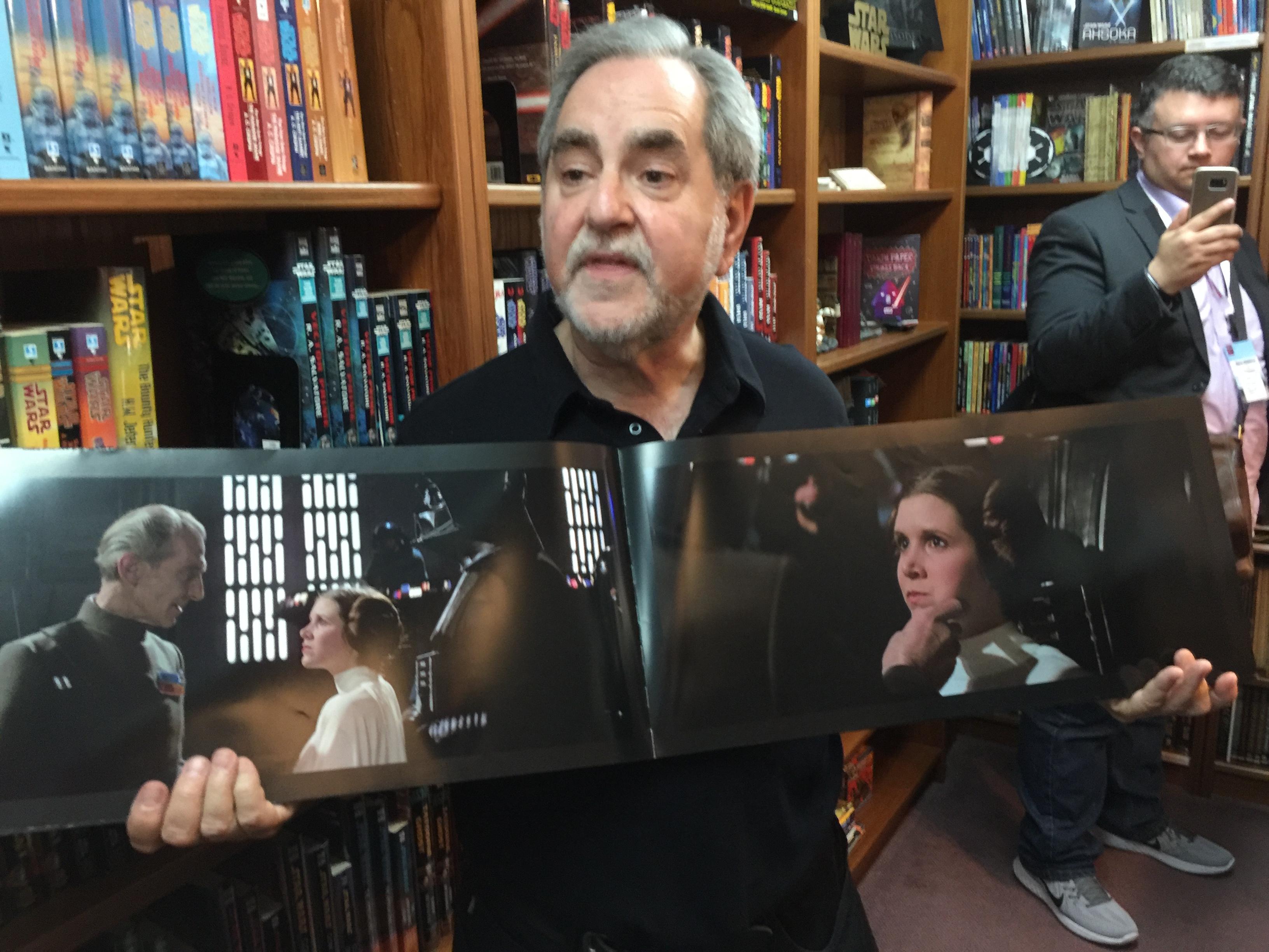 Rancho Obi-Wan founder Steve Sansweet.
