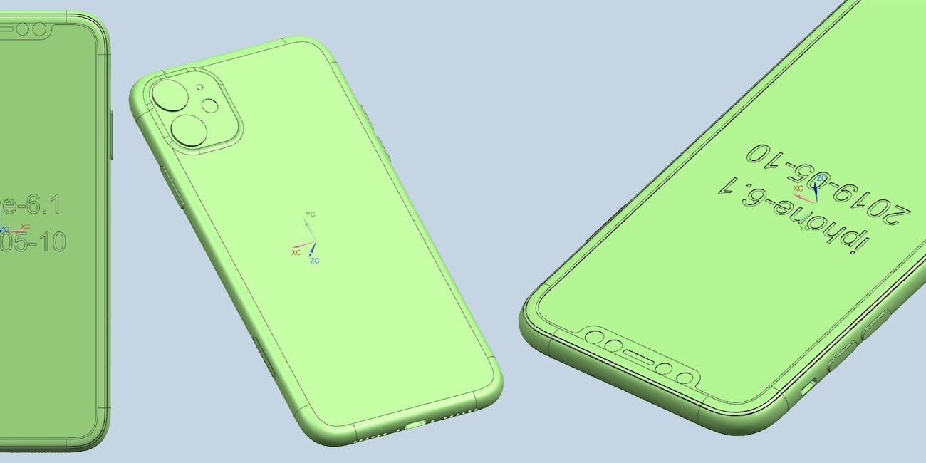 iphone 11 cads