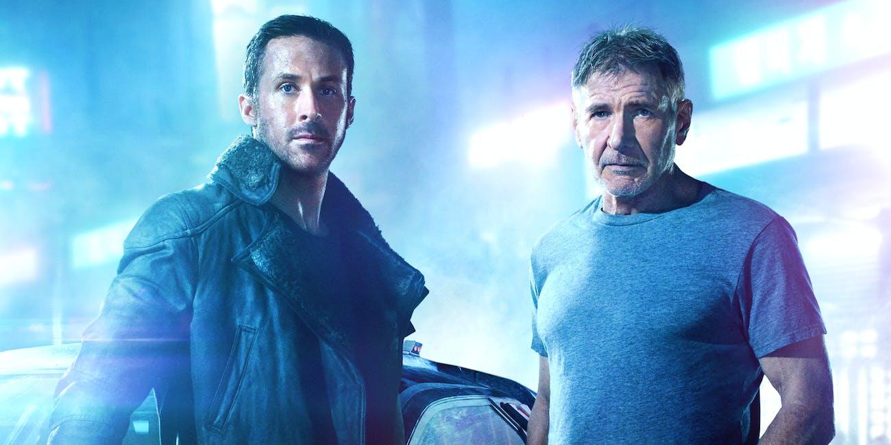 Officer K, Rick Deckard -- 'Blade Runner 2049'