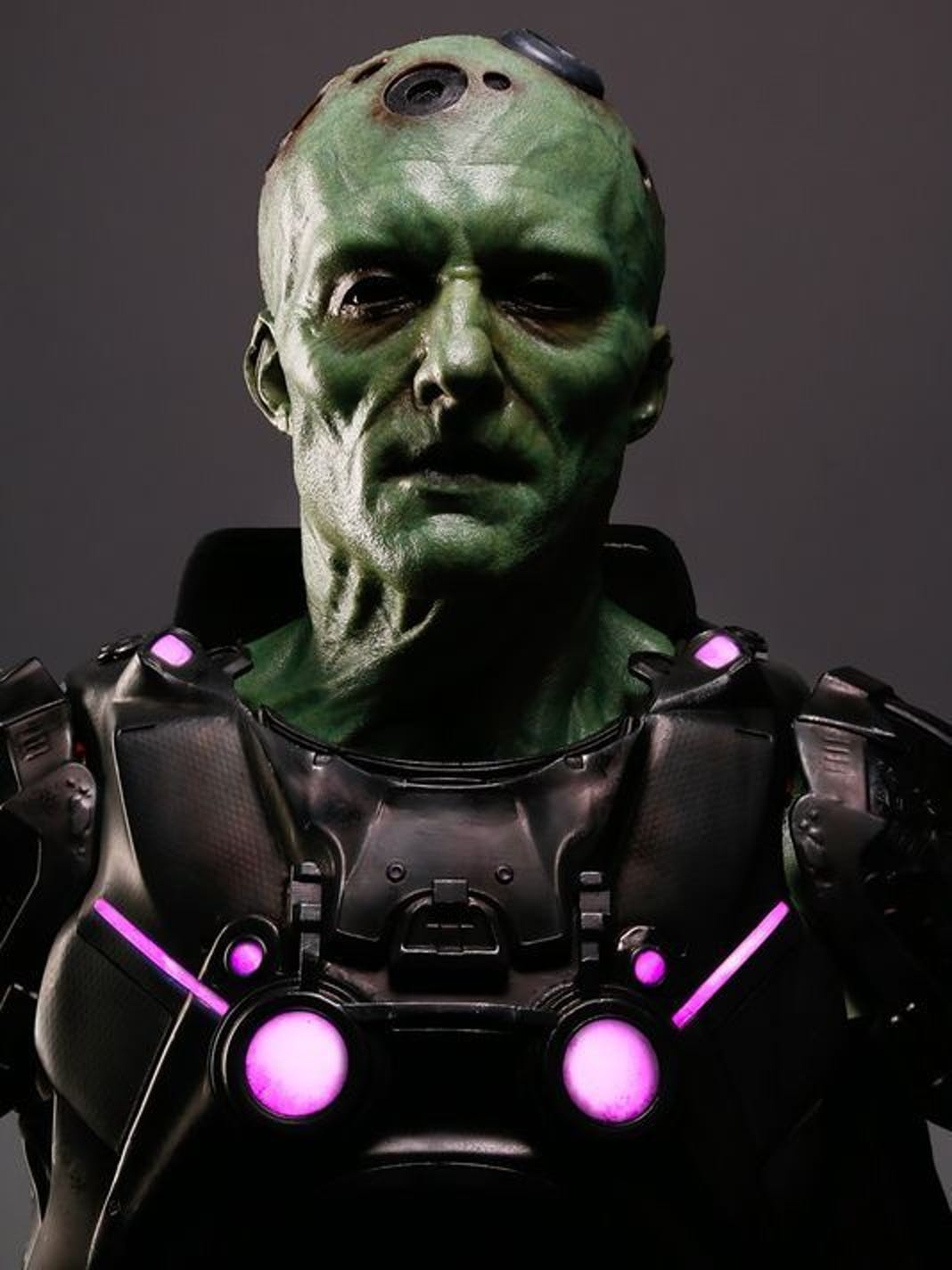 Brainiac Krypton Superman