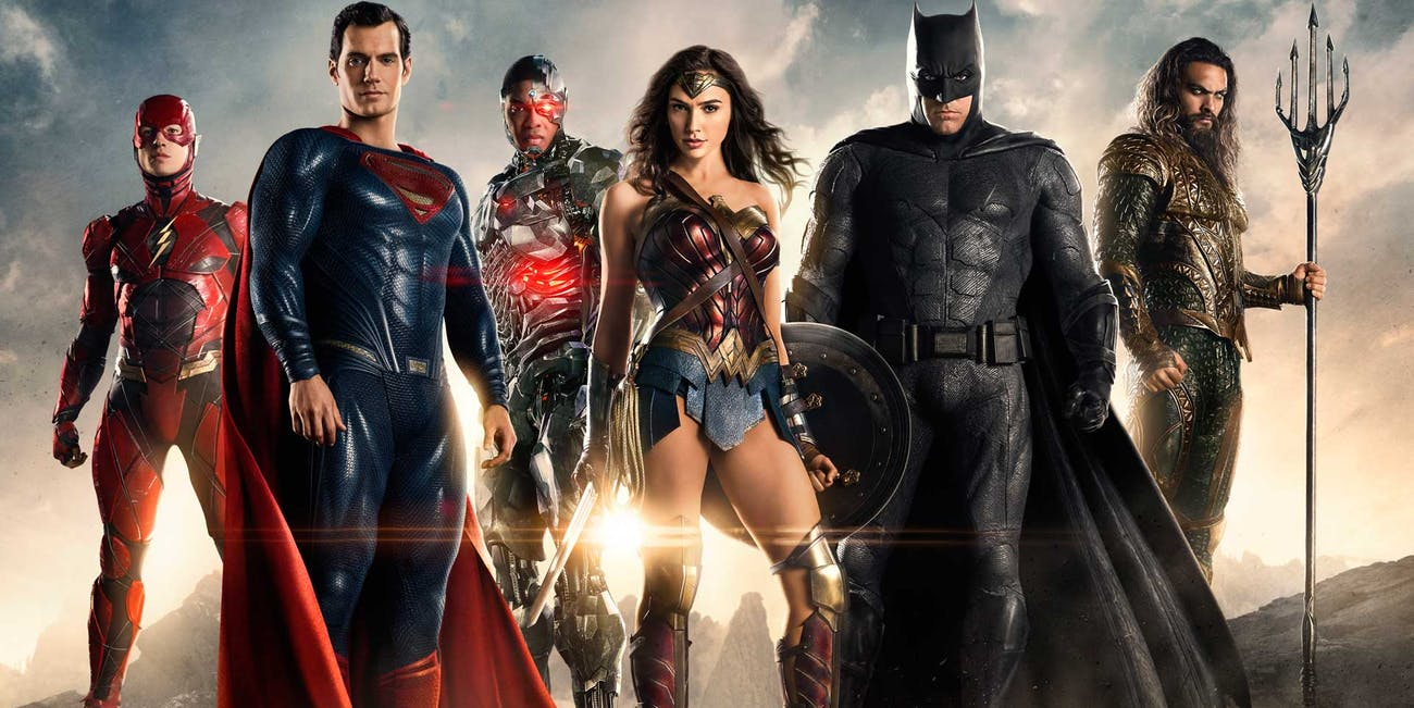 'Justice League' reactions are in.