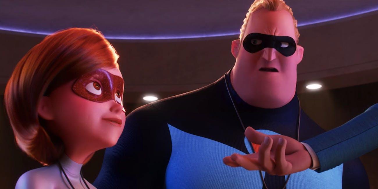 The Incredibles 2 Elastigirl