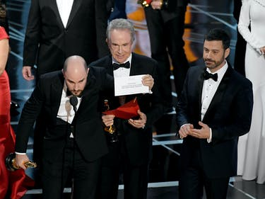 Here's Exactly Why the Whole Oscars Mix-Up Happened