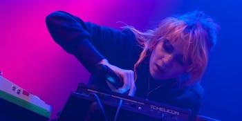 Grimes musician
