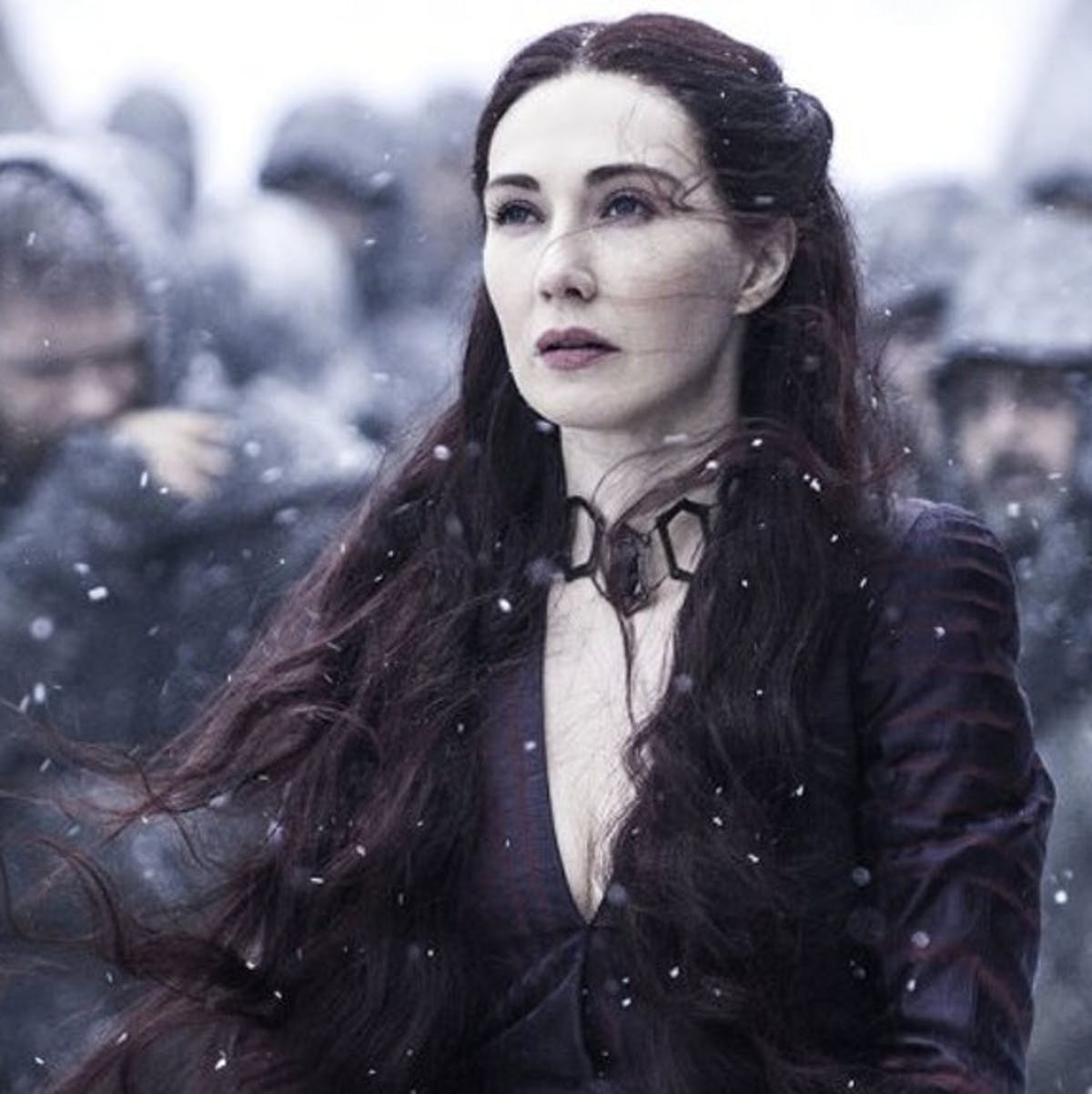 'Game of Thrones' Melisandre Season 8: She May Already Be Back in Disguise