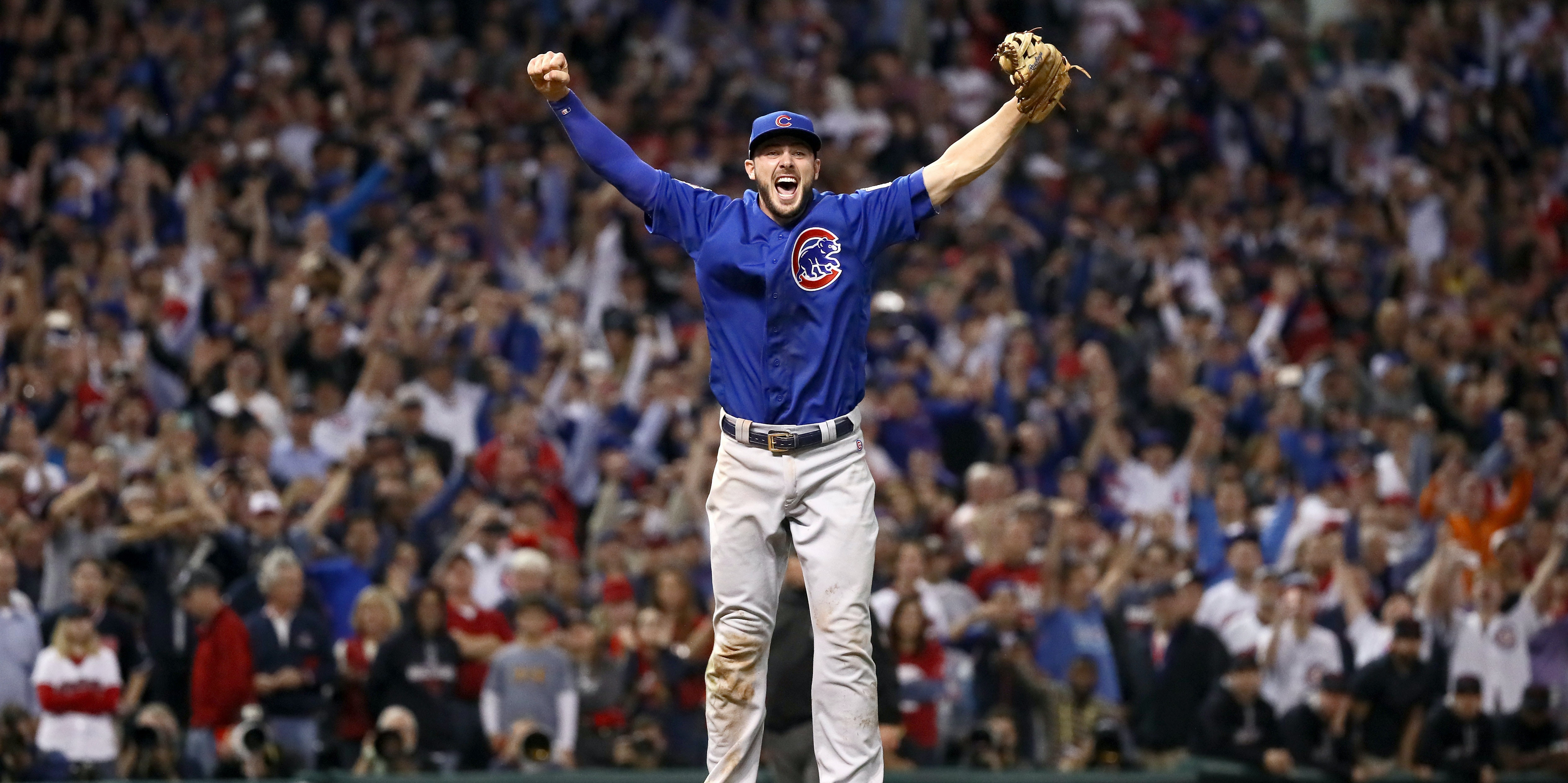 The Chicago Cubs' Kris Bryant performed extraordinarily well in meaningless game situations in 2016.