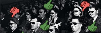Studies show we shouldn't expect critics and audiences to agree on movies.