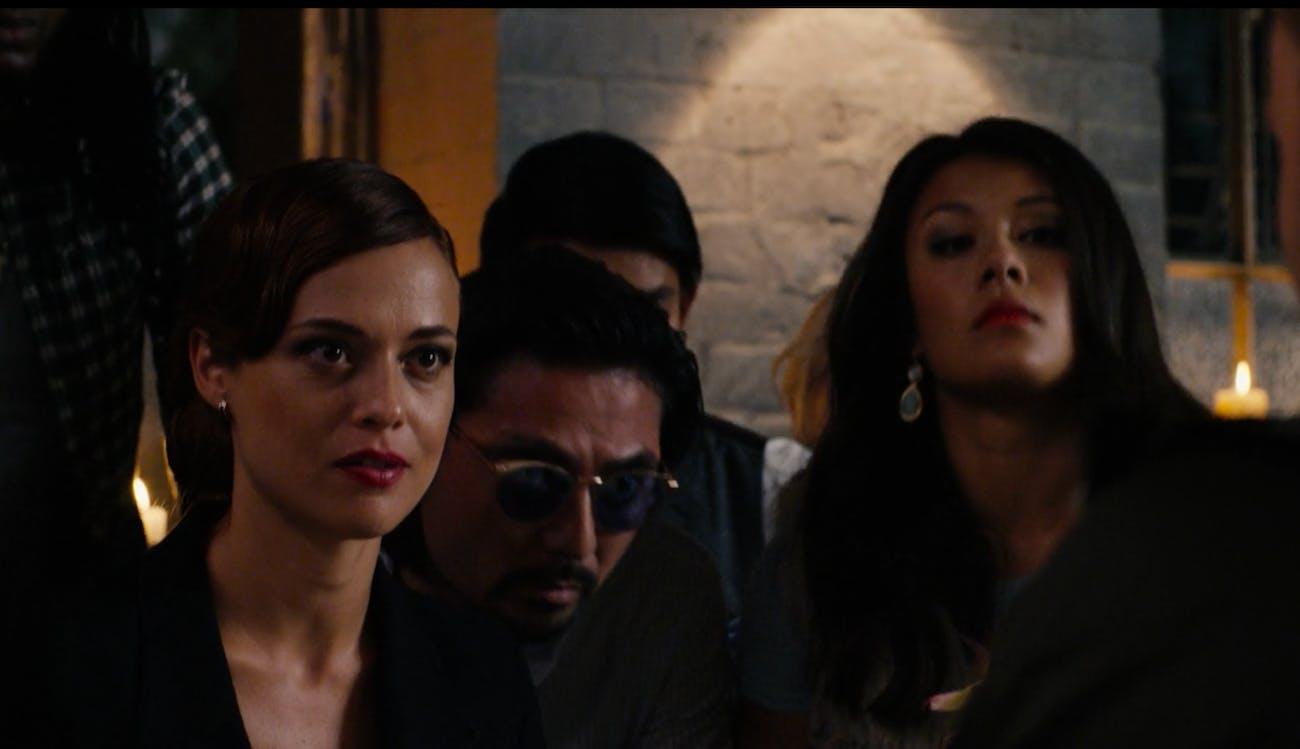 Valeria Bilello as Lila in 'Sense8'