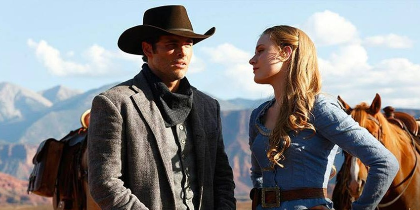 Westworld on HBO