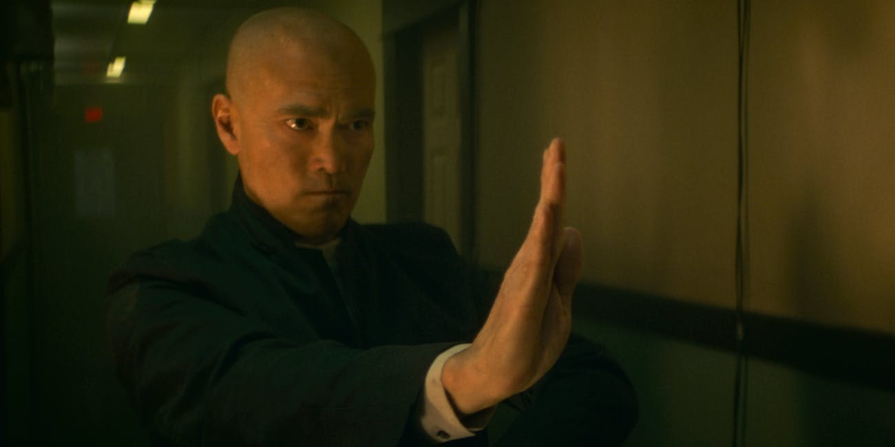 Netflix Wu Assassins Mark Dacascos
