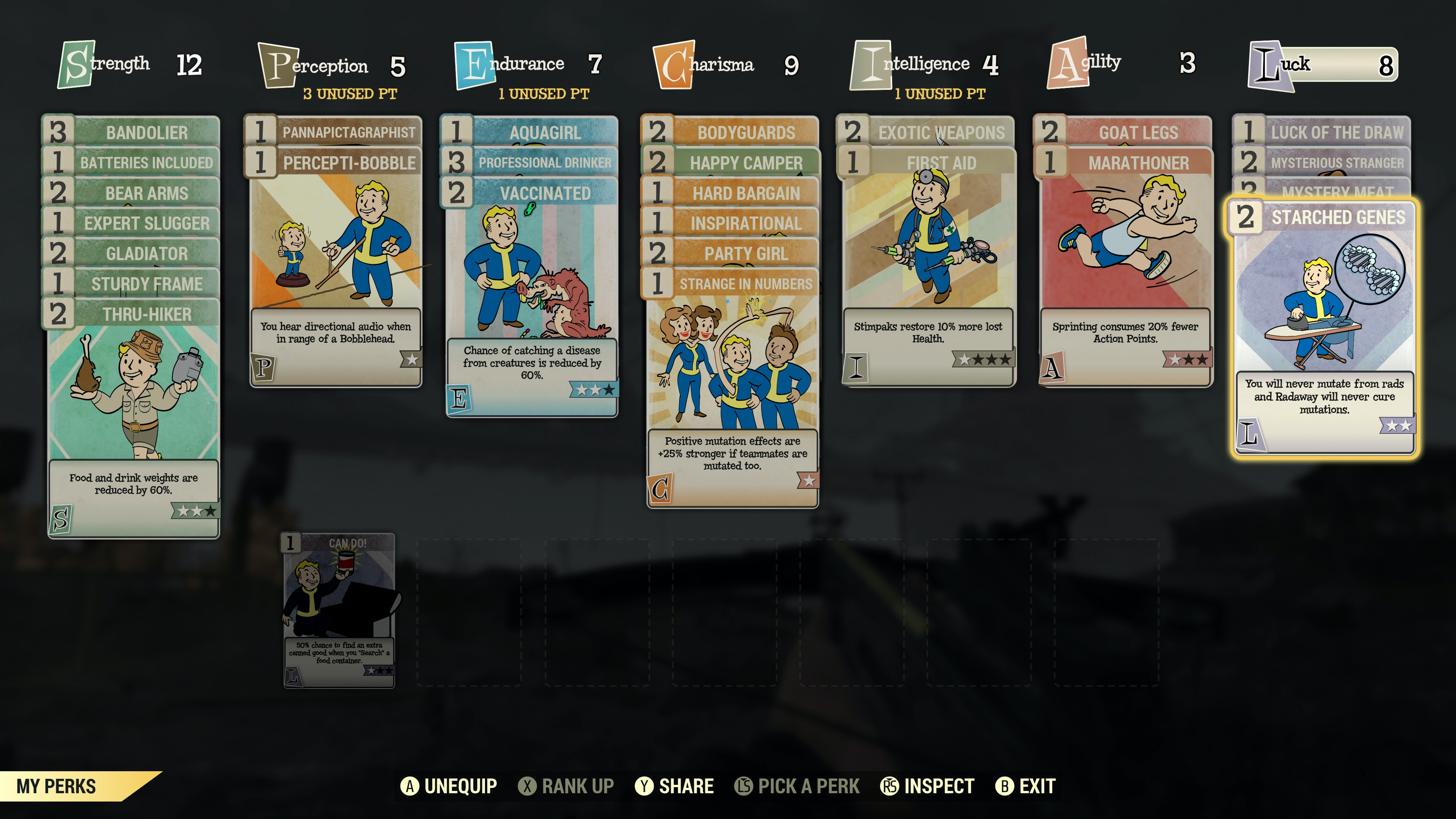 Fallout 76 Gameplay 76 Things We Learned About The Multiplayer