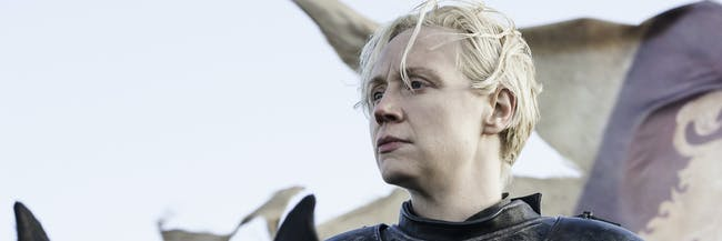 Brienne was in the 'Game of Thrones' Season 7 teaser