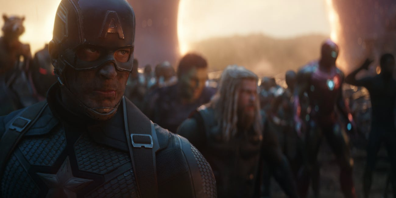 Avengers Endgame Theatrical Rerelease