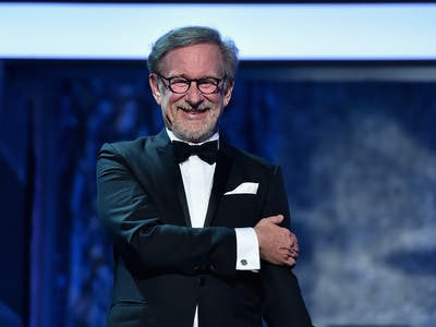 Steven Spielberg Helped Convince J.J. Abrams to Direct 'The Force Awakens'