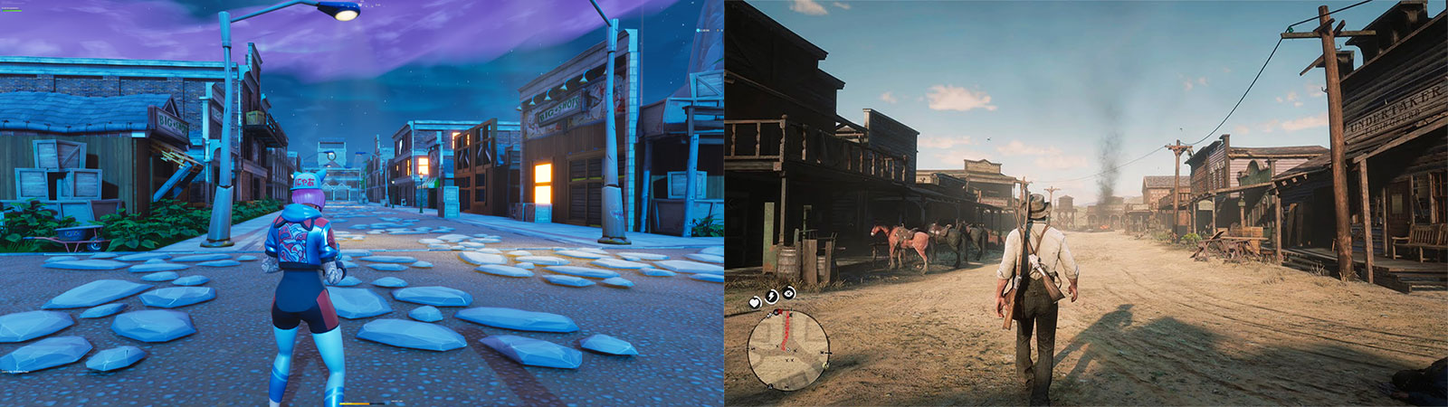 Fortnite Creative See Sets From Red Dead 2 The Office Avatar