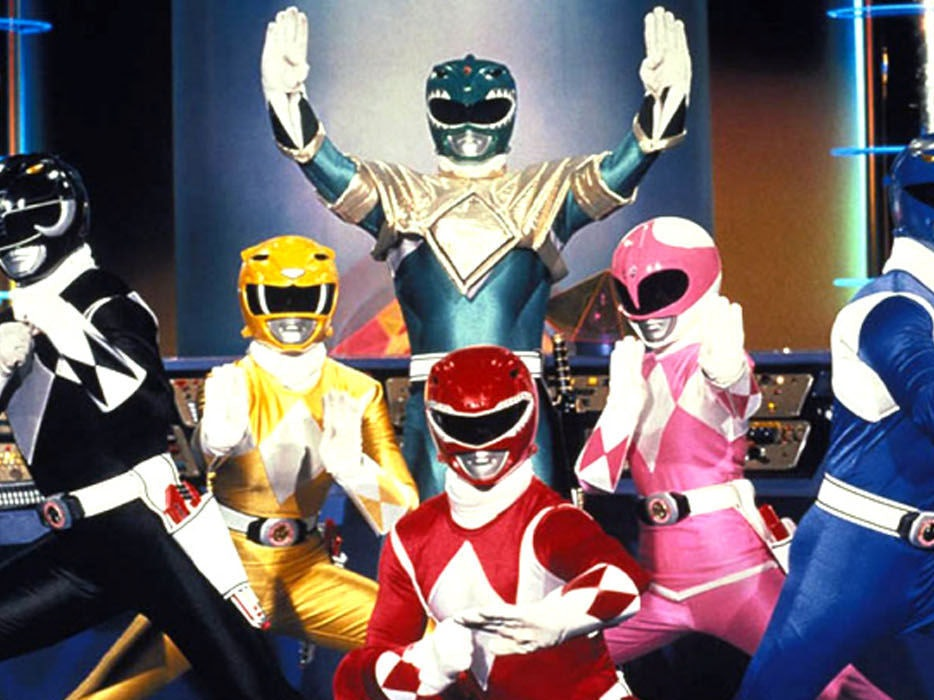 Here's What the Original 'Power Rangers' Actors Are Up to Now