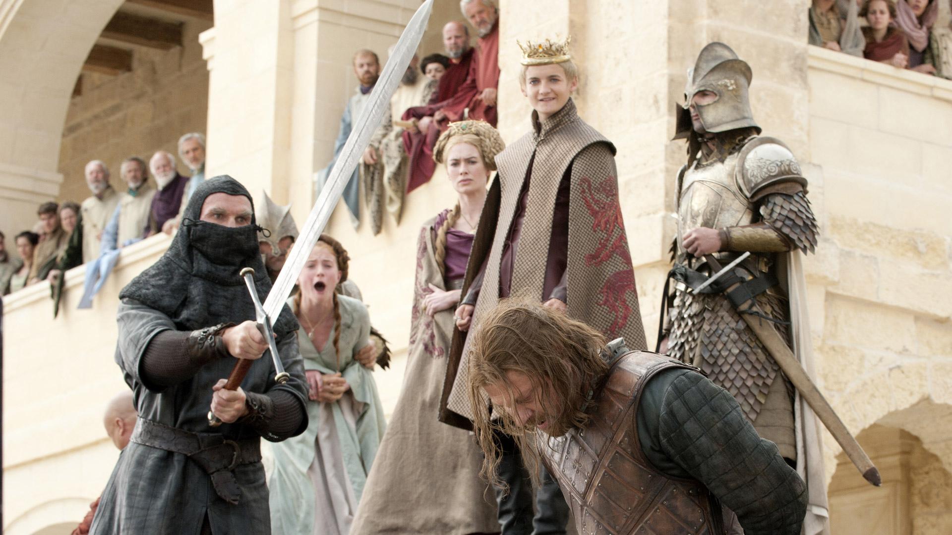 Ned Stark's death