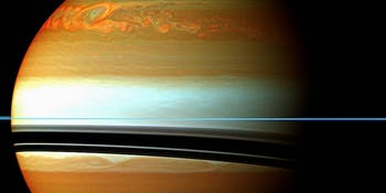 Saturn, NASA, Cassini