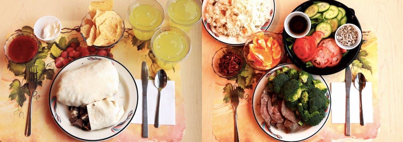 processed food diets