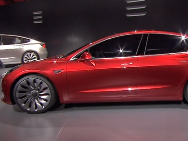 Here's Why the Tesla Model 3 Price is So (Relatively) Cheap